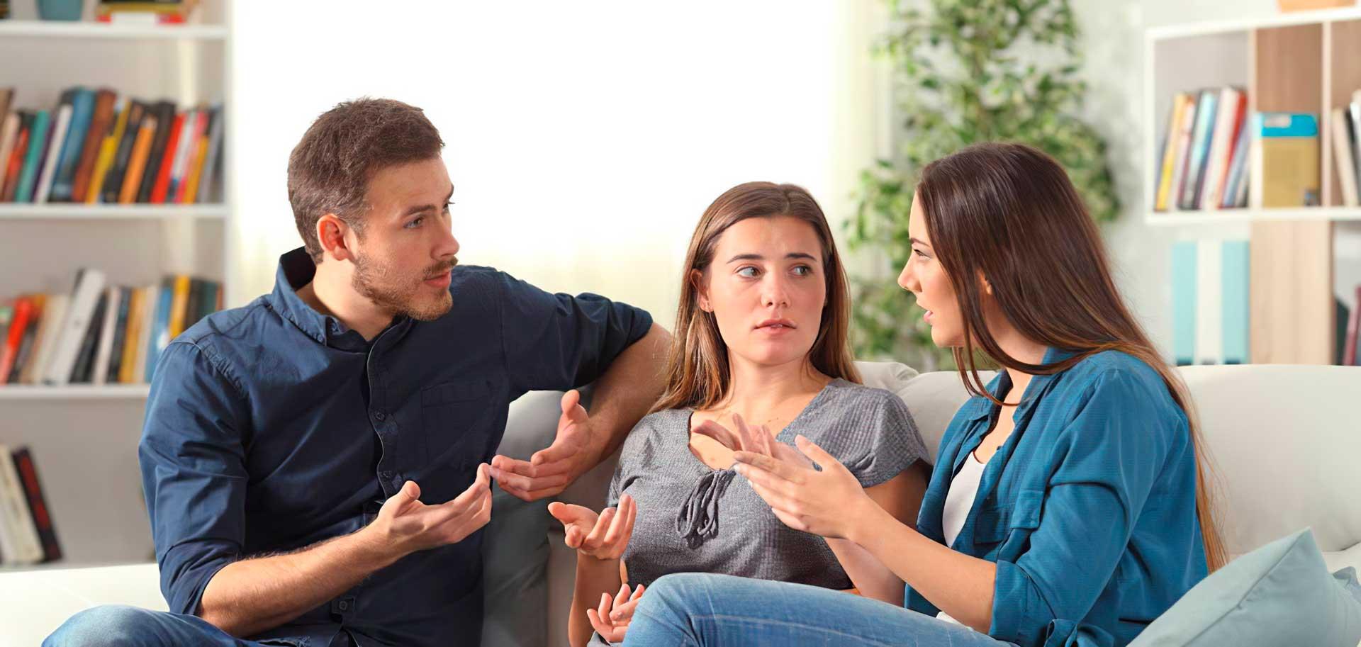 LA COMUNICACIÓN CON ADOLESCENTES